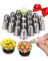 Used Magic floral icing tips set new in Dubai, UAE