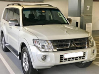 Used Pajero 2014 / 40,000 KM / 3.8 Litres Engine / Full Option in Dubai, UAE