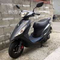 Used SYM Scooter 125 cc  in Dubai, UAE