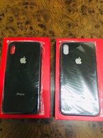 Used 2 pcs Anti Fall Glass iPhone Case ❤️  in Dubai, UAE