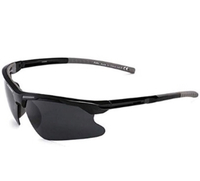 Used Sports polarized sunglasses (New) 2pcs in Dubai, UAE