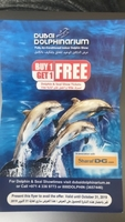 Used Dubai dolphinarium buy 1 get 1 free  in Dubai, UAE