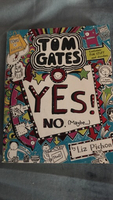 Used Tom gates (yes no maybe...) reading book in Dubai, UAE