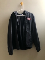 Used Marvel H&M rain jacket size: M/L in Dubai, UAE