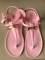 Used Ted Baker Pink Rubber Sandals in Dubai, UAE