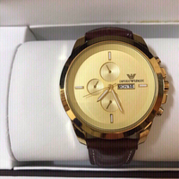 Used Armani wristwatch ⌚️ for men in Dubai, UAE