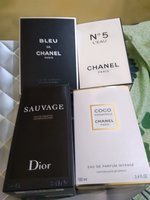 Used Chanel 3 nos and Dior Sauvage 1 in Dubai, UAE