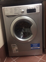 Used Indesit 7/5 KG washer/dryer  in Dubai, UAE