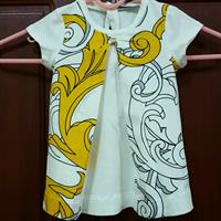 Used Original Young Versace Dress For 6 Month Baby Girl in Dubai, UAE