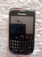 Used Blackberry working but no back cover in Dubai, UAE