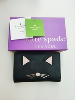 Used NEW Kate Spade Cat Wallet (AUTHENTIC) in Dubai, UAE