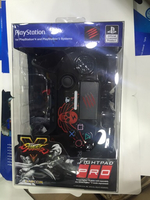 PS3 PS4 fighting pad