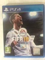 Used Fifa 18 for ps4 in Dubai, UAE