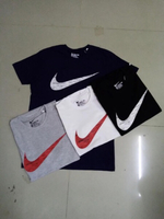 Used Nike tshirt 4 pcs medium in Dubai, UAE