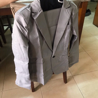 Brand new suit grey L