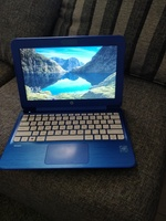Used HP netnook in  good condition skyblue in Dubai, UAE