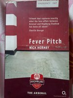 Used Fever Pitch book in Dubai, UAE