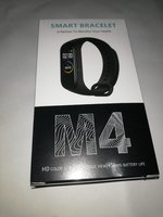 M4 Smart Fitness Band Black