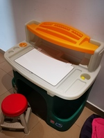Used Kids table with chair in Dubai, UAE