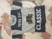 Used New baby boy dress in Dubai, UAE