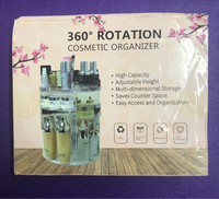 Used 360• Rotation Cosmetic Organizer in Dubai, UAE