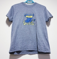 Used 2 pcs kids T-shirt for 7 year old in Dubai, UAE