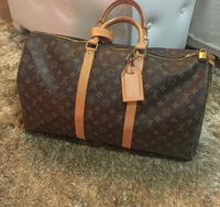 Used Louis vuitton keepall 50 in Dubai, UAE