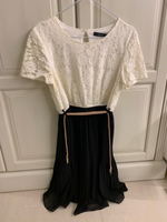 Used Short dress worn once size L in Dubai, UAE