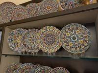 Used Iran Hand made plates in Dubai, UAE