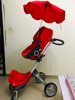 Used Red unisex Stokke for sale in Dubai, UAE