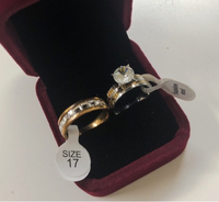 Used Fashion Jewelry/ Engagement Rings in Dubai, UAE