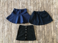 Used 3 skirt for a girl 8/9 years old  in Dubai, UAE