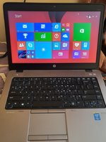 Used HP slim laptop in Dubai, UAE