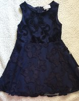 Used Blue girls Dress in Dubai, UAE