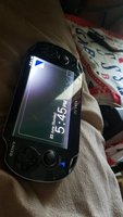 Used Ps vita JAILBROKEN WITH MORE THAN 1000 G in Dubai, UAE
