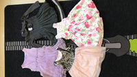 Used Branded Girls Dresses 18-36mths in Dubai, UAE
