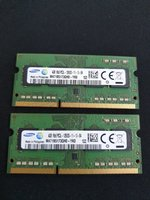 Used 2 X 4GB DD3 RAM (Samsung) in Dubai, UAE