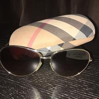 Used #authentic #Burberry # Women #aviator #sunglasses in Dubai, UAE