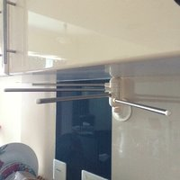 Used Vacumm suction towel bar in Dubai, UAE
