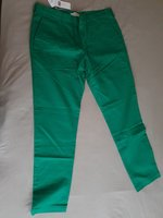 LACOSTE Green pants