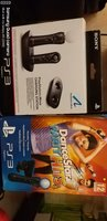 Used PS 3 move charging,motion controler,cam in Dubai, UAE