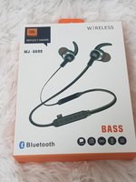 Used Bass earphones JBL. in Dubai, UAE