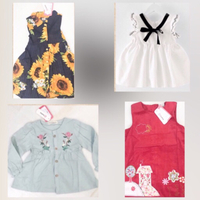 Used Patpat Brand Dresses For Girls in Dubai, UAE