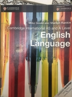 Used English AS & A Level book in Dubai, UAE
