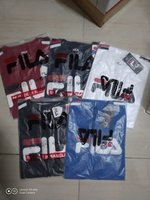 Used Fila tshirt 5pcs in Dubai, UAE