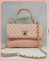 Chanel Chevron Flap Bag.♥