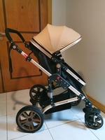 Used MumzWorld Stroller (hardly used) in Dubai, UAE
