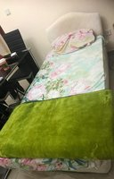 Used 2 Single Beds with mattress 200 AED each in Dubai, UAE