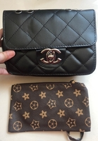 Used Inspired chanel bag & lv pouch in Dubai, UAE