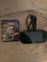 Used Psvita with marvel game in Dubai, UAE
